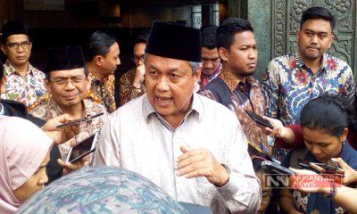 Gubernur BI Perry Warjiyo (Foto Dok. Nusantaranews.co/Romandhon)
