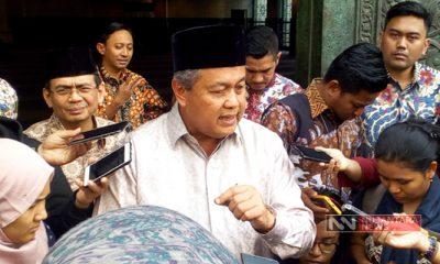 Gubernur Bank Indonesua Perry Warjiyo (Foto Dok. Nusantaranews/Romadhon)