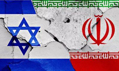 Ilustrasi Perang Israel-Iran