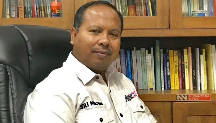 Ketua Presedium PAGAR 212, Sri Mulyono (Foto Dok. Nusantaranews)
