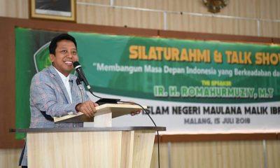 Ketua Umum PPP M. Romahurmuziy. (FOTO: Istimewa)