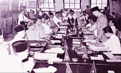 Lahirnya UUD 1945