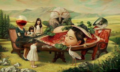 Lukisan Roby Dwi Antono. (FOTO: Brainly)