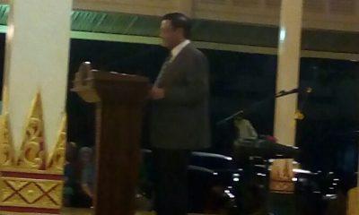 Mantan Ketua MK Mahfud MD. (FOTO: NUSANTARANEWS.CO)