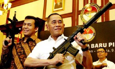 Menteri Pertahanan RI Ryamizard Ryacudu. (FOTO: Dok. Tempo)