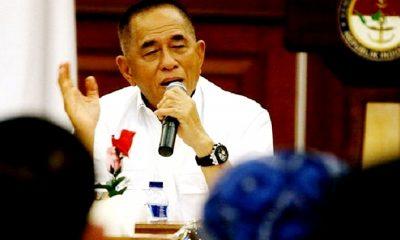 Menteri Pertahanan Ryamizard Ryacudu. (FOTO: ISTIMEWA)