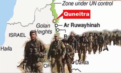 Menuju Quneitra