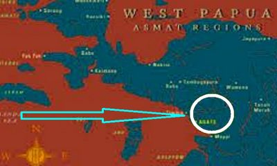 Cadangan Migas Papua Diincar Investor Dari Cina, Eropa dan Amerika. (Ilustrasi: NUSANTARANEWS.CO)