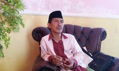 Muhlis Hidayat, Kepala Desa Rombasan Kecamatan Pragaan. (FOTO: NUSANTARANEWS.CO/Syaikhol Amin)