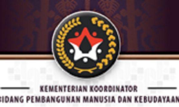 Kementerian Koordinator Bidang Pembangunan Manusia dan Kebudayaan (Kemenko PMK). (Foto: Istimewa)