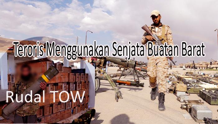 Pameran Senjata Sitaan Dari tangan Pemberontak dan Teroris