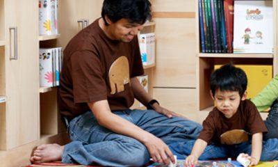 Pendidikan Dalam Keluarga (Ilustrasi)