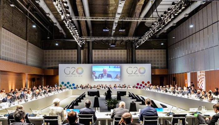 Pertemuan G20 Argentina