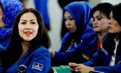 Politisi Perempuan partai Demokrat. (Ilustrasi/Foto: Merdeka)