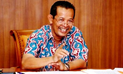 Pakar Linguistik Indonesia Prof Dr Rustono. (FOTO: NUSANTARANEWS.CO/ Aqsara)