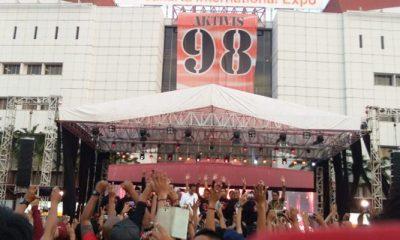 Rembuk Nasional Aktivis 98