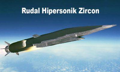 Rudal Hipersonik Rusia