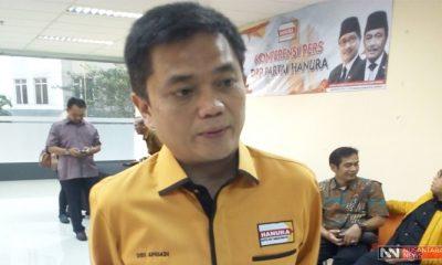 Sekjen Pemuda Hanura Didi Apriadi (Foto Dok. Nusantaranews Romadhon)