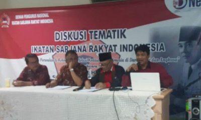 Sekretaris Jenderal Dewan Pimpinan Nasional Ikatan Sarjana Rakyat Indonesia (DPN ISRI) Cahyo Gani Saputro. (FOTO: NUSANTARANEWS.CO/ISRI)
