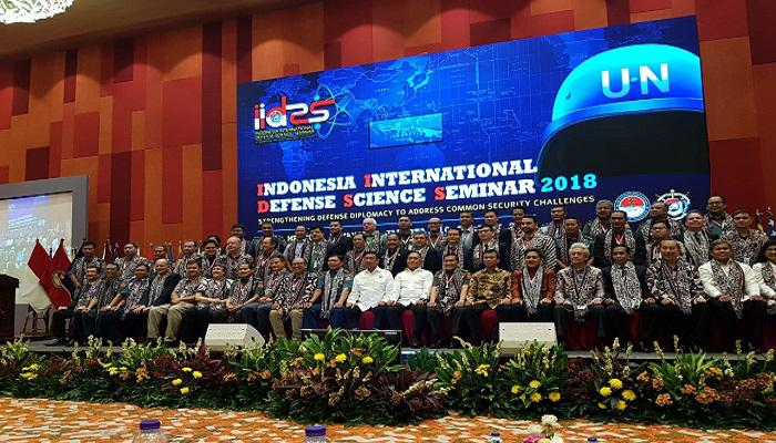 universitas pertahanan, unhan, seminar unhan, seminar pertahanan, seminar internasional, iidss 2018, iidss unhan 2018, pertahanan indonesia, manajemen pertahanan, nusantaranews