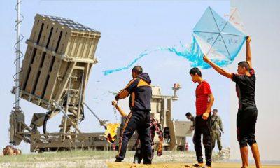 Sistem Pertahahan Iron Dome Israel