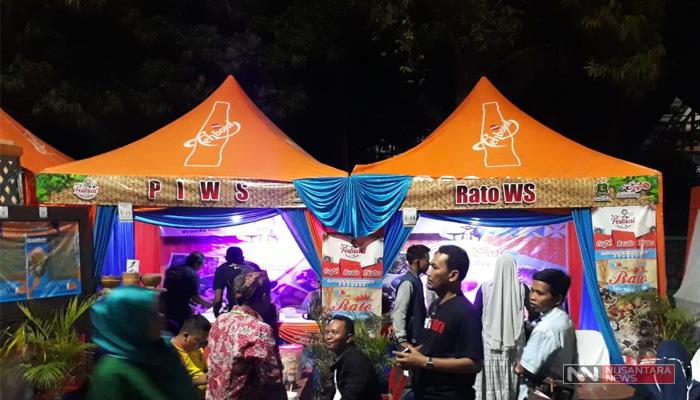 Wms Ikut Ramaikan Festival Kuliner Nusantara 2018