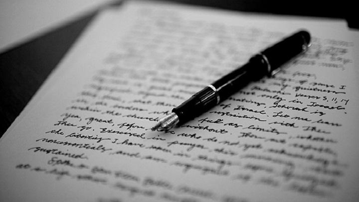 Surat untuk Ayah. (FOTO: St. Hope Foundation)