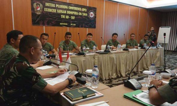 tni angkatan darat, singapora armed force, saf, latma safkar indopura, nusantaranews