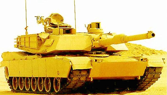 Taiwan Beli MBT M1A Abrams