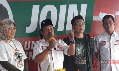 Tasyakuran JOIN untuk Kemakmuran Indonesia di Tebet, Jakarta (Foto Dok. Nusantaranews/Ucok)
