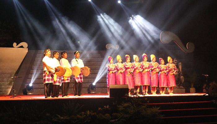 festival borobudur, the light of aceh, branding pariwisata aceh, pariwisata aceh, tarian aceh, nusantaranews