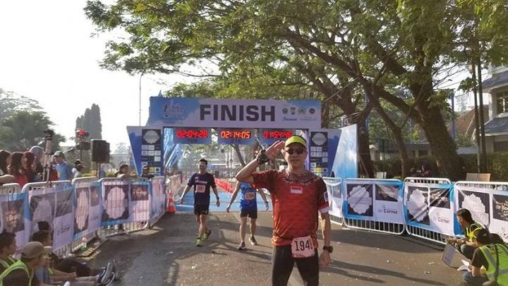 The Malang Marathon, Event Lari Indonesia Rasa Tokyo. (FOTO: NUSANTARANEWS.CO/Singgih Pambudi Arinto)