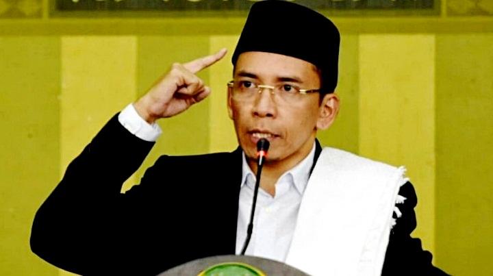 Tuan Guru Bajang. (FOTO: Istimewa)