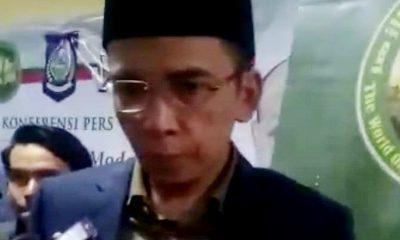 Tuan Guru Bajang (TGB) M. Zainul Majdi. (FOTO: NUSANTARANEWS.CO/IST)