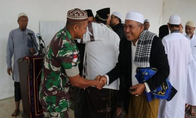 perbatasan indonesia, perbatasan papua, bovel digoel, idul adha, warga boven digoel