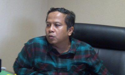 Bacaleg PAN Jatim Zaenul Lutfi mengundurkan diri. (FOTO: NUSANTARANEWS.CO/Setya)