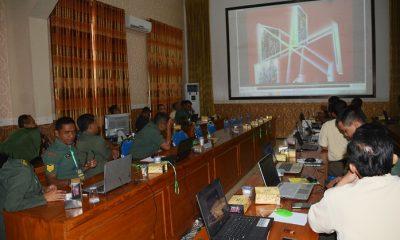 Hadapi Era Digital, Prajurit TNI Dibekali Pengetahuan IT dan Video. (FOTO: Penrem082/CPYJ)