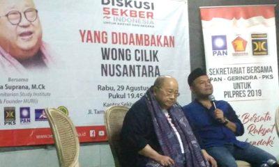 wong cilik nusantara, jaya suprana, founder muri, sekber indonesia, negara indonesia, penderitaan rakyat, rakyat kecil, pembela kemanusian, pak jay, kelirumologis, nusantaranews
