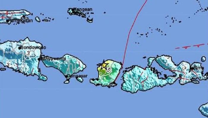 gempa, gempa bumi, lombok utara, ntb, gempa susulan, bmkg