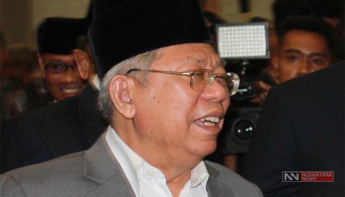Ma'ruf Amin (Foto Dok. Nusantaranews.co)