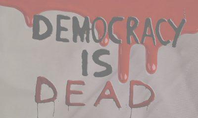 underbow pki, demorkasi, demokrasi kediktatoran, diktator, kediktatoran, demokrasi mati, jokowi diktator, kematian demokrasi, sikap penguasa, anti kritik, makar, nusantaranews
