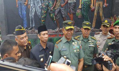pangdam brawijaya, gedung jenderal sudirman, mayjen arif rahman, bondowoso