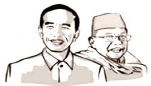 jokowi-ma'ruf, tim kampanye nasional, timses jokowi, daftar tkn, nusantaranews