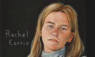 Rachel Corrie relawan dari Amerika di Palestina. (FOTO: WPDevil)