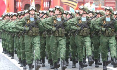 latihan militer rusia, vostok-2018, militer rusia, pasukan rusia, jumlah tentara rusia, peralatan militer rusia, perang dingin, letihan militer terbesar, nato, pasukan nato, gabungan militer, militer china, militer mongolia, nusantaranews