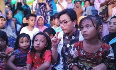 sri mulyani, menteri keuangan, bantuan pemerintah, penanganan bencana, bencana lombok, gempa lombok, nusantaranews