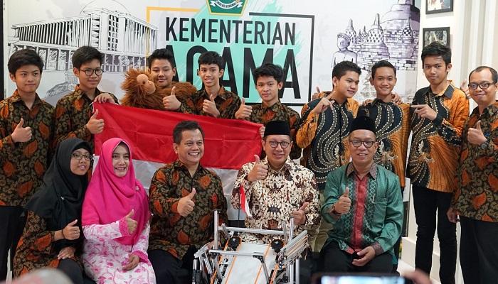 olimpiade robot, telkom indonesia, kompetisi olimpiade robot, internet of things, tim robotik indonesia, olimpiade robotik, olimpiade robot terbesar dunia, nusantaranews