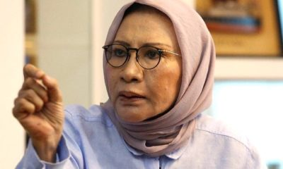 Aktivis sekaligus kritikus pemerintah Ratna Sarumpaet. (FOTO: Detik)