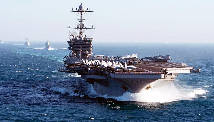 Armada Angkatan Laut AS