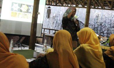 Diskusi Prodi PGMI STAINU Temanggung. (FOTO: NUSANTARANEWS.CO/Dul)